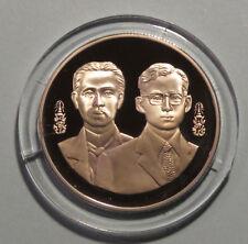 King Bhumibol Adulyadej 1995 Foreigner Affairs Thailand 20 Baht Proof Coin c