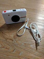 Polaroid SNAP Instant Print Digital Camera, white