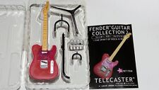 F-Toys 1/8 Fender Guitar Collection 2 Rare 1968 Pink Paisley Fender Telecaster