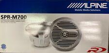 """Alpine SPR-M700 Marine 7"""" 2-Way Speakers"""