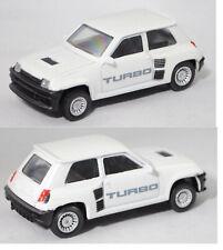 Norev 319251 Renault 5 Turbo perlmutt weiß metalllic, TURBO,  Multigam Classic