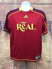 Real Salt Lake MLS Soccer Jersey Adidas Men's Size M