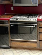Jenn-Air Electric Range Oven Drop In Works Fine Pre-Owned