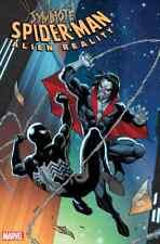 Symbiote Spider-Man #4B Lim Variant NM 2019 Stock Image