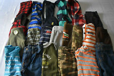 USED 20 PC. LOT OF BABY BOY CLOTHES 0-3 MONTHS EUC/VGUC
