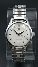 MEN'S OMEGA SEAMASTER AUTOMATIC WRISTWATCH WAFFLE DIAL