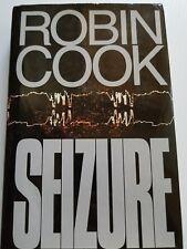 ROBIN COOK SEIZURE 2003, Hardcover