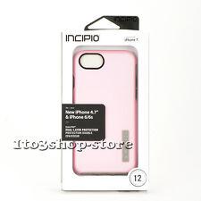 Incipio DualPro Hard Case Snap Cover for iPhone 7 (Iridescent Rose Quartz/Gray)