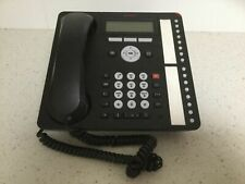 Avaya - 700504843 - 1616-I Wired Handset 4-line LCD Black IP-Telephone