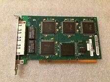 Scheda rete Intel N442404TX Quad Port 320130-05 E 124040-01 SC402404-26T PCIX