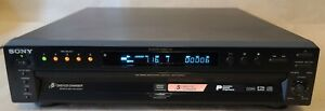 Sony DVP-NC655P - 5 Disc DVD CD Carousel Changer Player Component - TESTED WORKS