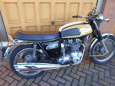 TRIUMPH TRIDENT 750cc TRIPLE VERY ORIGINAL UK BIKE 1975 N REG VERY CLEAN