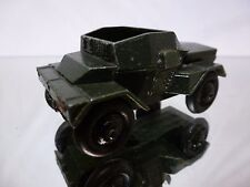 DINKY TOYS 673 SCOUT CAR - ARMY GREEN - GOOD CONDITION (3)