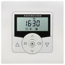 LCD Jalousiezeitschaltuhr Unterputz TROLL COMFORT 5625 UW Rademacher