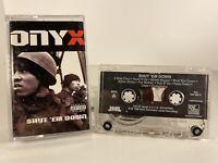 Onyx Shut Em Down Nore Big Pun Sticky Starr 1998 Cassette Tape Album Rap Hiphop