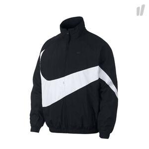Nike Swoosh Wind Breaker Jacket UK S (AR3132-010)