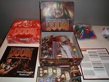 DOOM THE BOARDGAME 98% COMPLETE