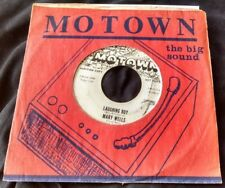 Mary Wells - Laughing Boy (both sides) 45 Promo Motown northern soul VG