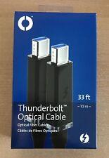 Neu! Corning Thunderbolt Kabel 10 m - 20 Gb/s - AOC-MMS4CVP010M20