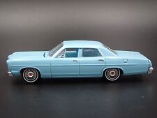 1967 FORD CUSTOM 4 DOOR RARE 1/64 DIECAST LIMITED EDITION COLLECTIBLE MODEL CAR