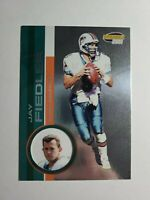 JAY FIEDLER 2001 PACIFIC INVINCIBLE FOOTBALL CARD # 120 D6224