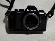 Nikon F-301 / N2000 35mm MOTORISED Film Camera Body FULLY Working GOOD CONDITION