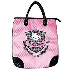 NEW HELLO KITTY PINK LADIES WEEKEND DESIGNER HAND BAG