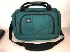 "Eagle Creek Travel Gear Cordura Plus Green Laptop Travel Carry-On Bag 17""x12"""