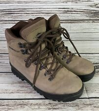 Vintage Women's MERRELL,  Long Trail,  Mid Hiking Trail Shoes Boots, size 8.5