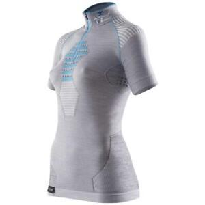 X-BIONIC APANI MERINO OUTDOOR LADY SHIRT Damen Funktionsshirt Wolle O100687