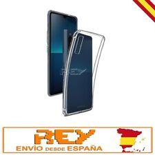 Funda Silicona SONY XPERIA L4 Carcasa Protector Transparente Gel TPU s286