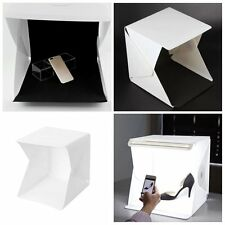 "16"" Portable Mini Photo Studio LED small Photography Studio Tent Light Box"