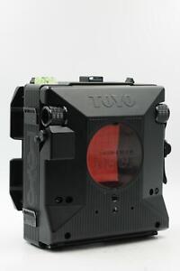 Toyo 45CF Carbon Fiber Folding Camera 4x5 Large Format #604