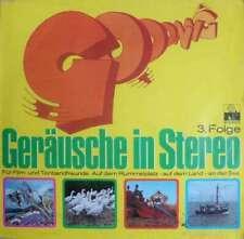No Artist - Geräusche In Stereo - 3. Folge (LP) Vinyl Schallplatte - 70191