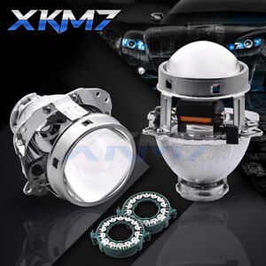 Car EVOX-R 2.0 HID Bi-xenon Projectors For Hella E55 Headlight Replacement D2S