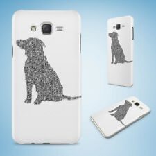 SAMSUNG GALXY J SERIES PHONE CASE BACK COVER COOL NEW TYPOGRAPHY DOG