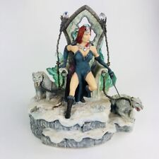 Spellbound Nivalis The Queen Of Winter Sculpture Collectible Limited Edition