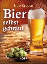 Bier selbst gebraut von Udo Krause