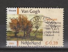 Netherlands nr 2142 used Vincent van Gogh 2003 Herfstlandschap