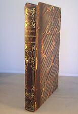 VOYAGE DE CHAPELLE ET DE BACHAUMONT / RELIURE 1/2 CUIR 1826