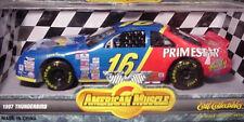 1997 Ford Thunderbird Ted Musgrave #16 Primestar 1:18 Ertl 7798