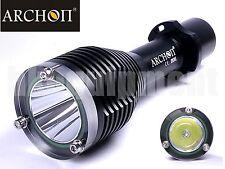 ARCHON D10XL CREE XM-L U2 LED Diving Scuba Flashlight