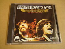 CD / CREEDENCE CLEARWATER REVIVAL FEATURING JOHN FOGERTY - CHRONICLE