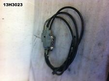 HONDA TODAY 02 - 06 CONTROL CABLES FRONT AND REAR BRAKE GENUINE OEM GOOD 13H3023