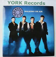 "BAD BOYS INC - Walking On Air - Excellent Con 7"" Single"