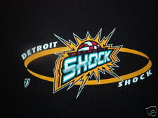 DETROIT SHOCK WNBA SHIRT Kids / Ladies YOUTH MEDIUM