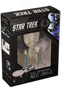 Eaglemoss Star Trek First Contact U.S.S. Enterprise NCC-1701-E Ship Replica New