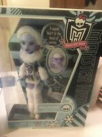 Monster High Abbey Bominable Doll First Wave New in Box