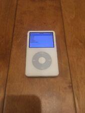 New listing Apple iPod Classic 5th Generation Enhanced White (80 Gb) - Ma448Ll/A A1136