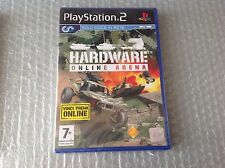Hardware Online Arena Gioco Playstation 2 Pal Nuovo Sigillato#Factory Sealed